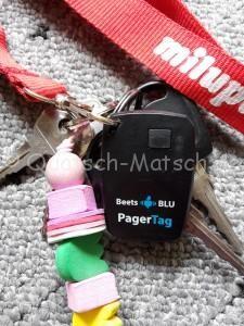 Schlüsselfinder BeetsBlu