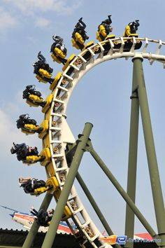 Attraction, Heide Park, Park Resorts, Roller Coasters, Information, Site Web, Parcs, Water Slides, Amusement Parks