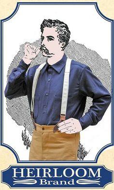 Shirt - Indian Wars Military Shirt - 100% Wool - Heirloom Brand - Navy Blue