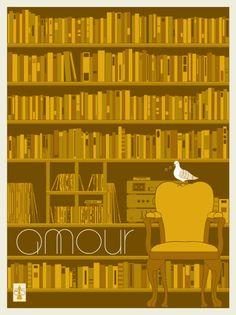 Michael Haneke´s Amour Poster