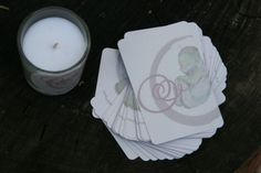 What does your baby want to tell you?  Ask a question and pick a card....Your baby will shares his or her soul wisdom. www.birthhealing.com