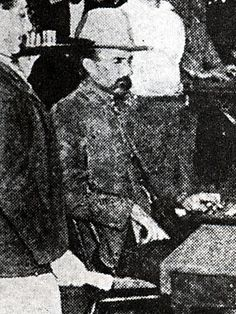 """James Miller was also known as """"Deacon Jim"""" because he went to church and did not smoke or drink. Despite his piousness, he was actually one of the deadliest guns in the Wild West. He openly stated that he would kill anyone for money, and his rate was reported at anywhere from $150 to $2,000. Miller's usual method was to ambush his victims at night using a shotgun and wearing a black frock coat, making him hard to see in the darkness. His coat also concealed a steel plate he wore on his…"""