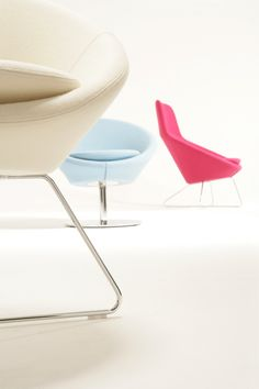 Conic chair from Allermuir