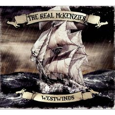 The Real McKenzies - Westwinds (CD)