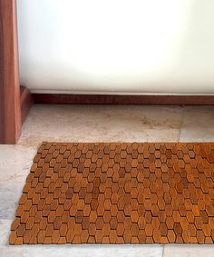 Love This Brown Fiji Bamboo Bath Mat On #zulily! #zulilyfinds Bamboo  Bathroom,