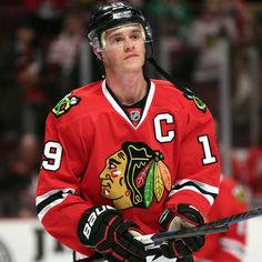 19 Reasons Chicago Blackhawks Captain Jonathan Toews Should Be Your Hockey Crush