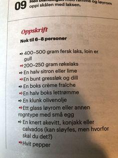 Laksetartar med løyrom Personalized Items