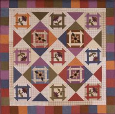 Quilt Show on Tap at During National Library Week at Richfield Township Library