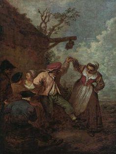 Artists Who Died Before 40: Jean-Antoine Watteau