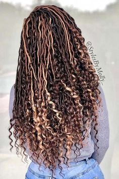 We hope you have found a new crochet faux locs hairstyle to try! At that point, Latest Crochet Faux Locs Styles Crochet Braids Afro, Crochets Braids, Crochet Braids Hairstyles, Afro Braids, Ghana Braids, Crochet Faux Locs Styles, Crochet Braid Styles, Faux Crochet Locs, Crotchet Styles