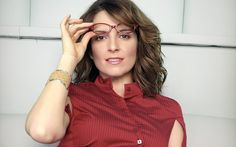 TINA FEY, actress, comedian, writer and producer, born Elizabeth Stamatina Fey in Upper Darby, Pennsylvania, joined Saturday Night Live in 1995, as a writer and actress. Since leaving the show, she has written hit movies and starred in the television series 30 Rock, for which she also wrote for and garnered two Emmys.