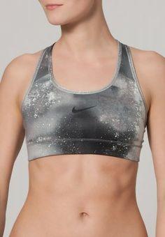 Nike Performance - PRO SPLATTER - Sports-bh'er - grå
