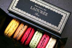 Laduree Macaron - Paris, France