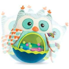 Toys: wańka-wstańka sowa Owl Be Back Music Page, Bath Toys, Toys Online, David Jones, Twinkle Twinkle, Kids Outfits, Wordpress, Owl, Barn