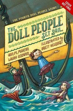 Picky Reader was such a huge fan of these (years ago, when she was in elementary school) that she consented to read this book in an electronic format, which she NEVER does. Review from Ms. YingLing Reads. GREAT series for girls ages 9 -12.