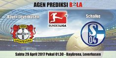 Prediksi Bayer Leverkusen vs Schalke 29 April 2017