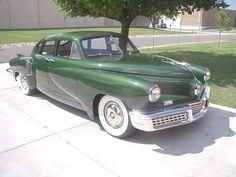 1948 Tucker. What a beautiful car!