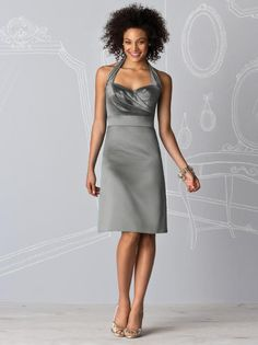 Weddington Way is your one stop shop for bridal party fashion online. Explore our boutique for the largest selection of beautiful bridesmaid dresses, suit & tuxedo rentals for the men, bridesmaid gifts, accessories & more. Charcoal Grey Bridesmaid Dresses, Pink Bridesmaid Dresses Short, Dessy Bridesmaid, Beautiful Bridesmaid Dresses, Bridesmaid Dress Colors, Bridesmaids, Satin Dresses, Gowns, Bridal Party Dresses