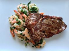 5 Minute Cheap and Easy Surf and Turf Recipe