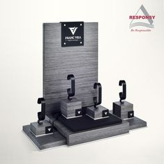 Custom design countertop watch displays stands 1. Material: solid wood/MDF/customized; 2. With small holders to display the watches, functional; 3. Simple appearance, fashionable and attractive; 4. Logo, header can be added to this countertop watch display stand; 5. Customized design according to your request is available; 6. OEM and ODM service provided. http://www.responsydisplay.com/news/ProductDetail-83-1374-36.html