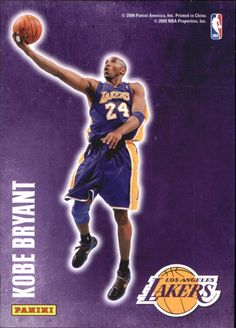 c59786f8723 2009-10 Panini Decals  13 Kobe Bryant  Panini  LosAngelesLakers Kobe Bryant