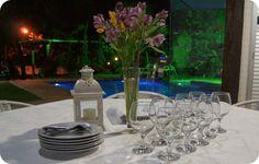 By Bianca Condé - Blog de Moda, Beleza, Viagens, Receitas, Decoração... : Montando a Mesa: Jantar c/ Pratos Italianos