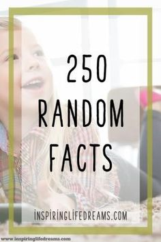 Looking for some fun and quirky random facts? Here are 250 very best random facts that will definitely raise some eyebrows from both you and your kids! Daily Fun Facts, Fun Facts For Kids, Amazing Facts For Kids, Random Fun Facts, True Facts, Funny Facts, Weird Facts, Notes For Kids Lunches, Lunch Notes