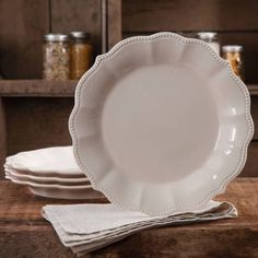 Need a total of 8 plates--- The Pioneer Woman Paige Crackle Glaze 4-Pack Dinner Plates - Walmart.com