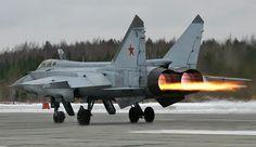 Вторая жизнь МиГ-31: самый опасный перехватчик в мире выходит на новую высоту - Телеканал «Звезда»