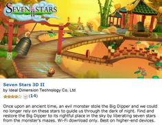 FREE Seven Stars Android App!