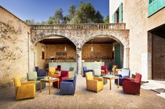 Hotel Rural & Spa Sa Cabana  http://www.icastelli.net/location-1692-7-hotel_rural__spa_sa_cabana.html