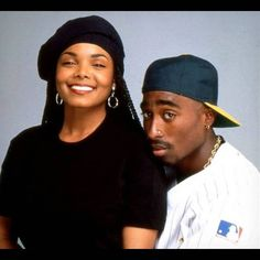 Beautiful Pics of Tupac and Janet Jackson During Filming Poetic Justice in 1993 2pac, Tupac Shakur, Las Vegas Valley, Black Couples, Cute Couples, Janet Jackson 90s, Janet Jackson Poetic Justice, Mode Old School, Tupac Pictures