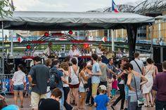 Temps des Cerises 2015 (c) Laurence Danière / SPL Lyon Confluence