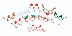 Party Glasses Christmas - DOIY online - Kids & Teens webshop Goldfish.be - Goldfish Kids Web Store Mechelen