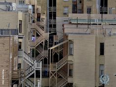 Back stairs, Russian Hill, San Francisco http://www.amazon.com/dp/B00GLVP9O4 https://www.facebook.com/DonWinstonAuthor
