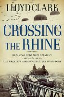 Escape to the Netherlands, Belgium and Luxembourg: From one of the world's leading military historians comes a thrilling and richly detailed account of the two most critical offensives in World War II's western theater after D-Day-the Allied airborne assaults on the Rhine.