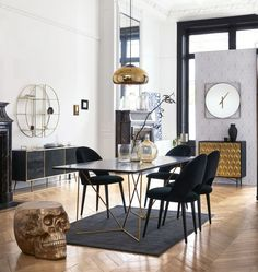 10 Best Dining Chairs images in 2019 | Dining chairs, Metal ...