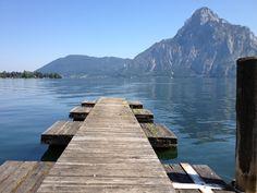 Lake in Austria. Lovely!