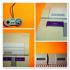 "Similar to the Japanese / European versions, these models had a tendancy to ""yellow"" over the years - mine being a prime example of this!    The Super Nintendo Entertainment System or Super NES (also called SNES and Super Nintendo) is a 16-bit video ga   Video Game Systems  Information."
