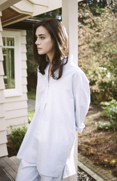 Our Short Sleep Shirt is a classic and bestseller.