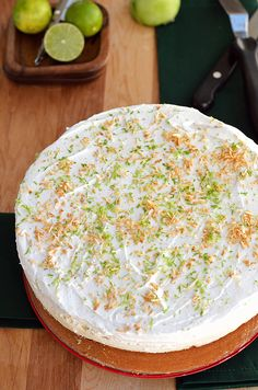 Paleo Key Lime Cheesecake
