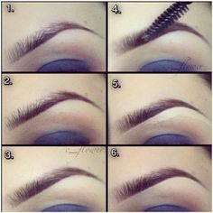fancypantsmcg33 said: Omg this is so dumb but how do you fade the front of an eyebrow while keeping it defined? I'm having so much trouble with that. Answer: Like the beginning of the brow is lighter...