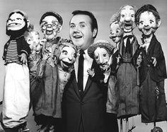 Paul Ashley Puppets / Chuck McCann
