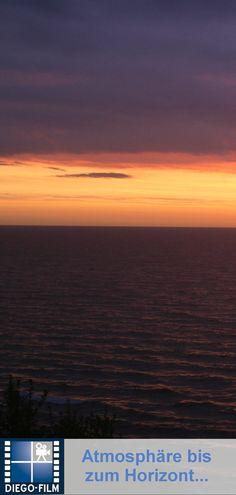 Meer, Sonnenuntergang und den Liebsten an der Seite... So muss Urlaub sein! http://diego-film.de/ ... #ostsee #urlaub #ferien #meer #sonne #sonnenuntergang