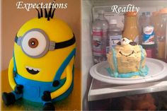 Expectations - Reality Part 1 (11 photos)