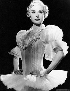 Audrey Hepburn in The Secret People 1951.
