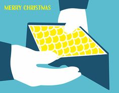 """Check out new work on my @Behance portfolio: """"Merry Christmas!"""" http://be.net/gallery/46521867/Merry-Christmas"""