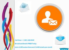 Email Service Provider, Email Newsletters, Email Marketing, Deviantart, Create, Simple