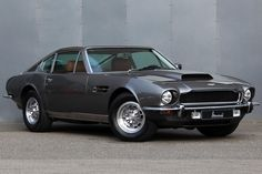 1975 Aston Martin V8 - Serie III - Handschalter | Classic Driver Market