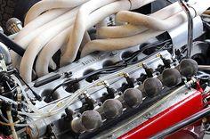 f1 1967, Ferrari 312 engine Ferrari 242 V12